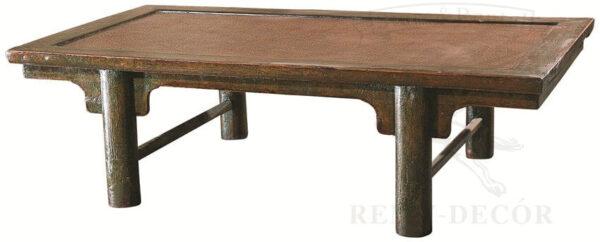 aziatskij derevyannyj kofejnyj stolik