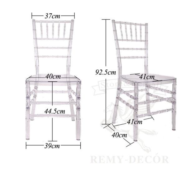 banketnyj prozrachnyj stul kyavari v ukraine clear wedding chiavari chairs