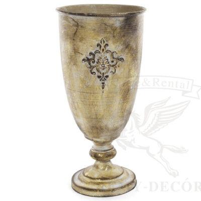 latunnyj vazon na nozhke kupit v kieve