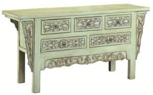 ekzoticheskij stolik v tradicionnom kitajskom stile pod zakaz remi dekor