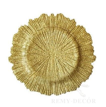 kupit tarelku podstavnuyu zoltoj korall v kieve