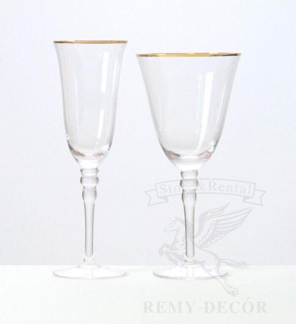 komplekt steklyannyx bokalov dlya vina shampanskogo kupit v ukraine