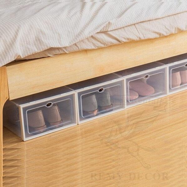 korobki iz plastika dlya udobnogo xraneniya krosovok tuflej obuvi doma