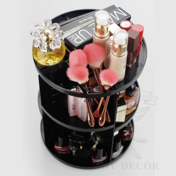 acrylic cosmetics storage stand podstavka dlya kosmetiki