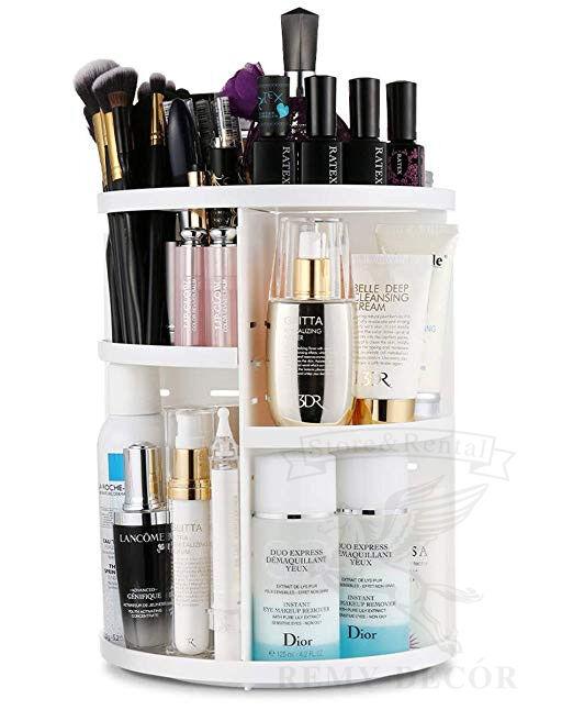 makeup podstavka dlya sortirovki kosmeticheskix aksessuarov