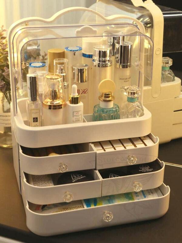 ultramodnyj boks dlya kosmetiki parfyumerii i yuvelirnyx izdelij