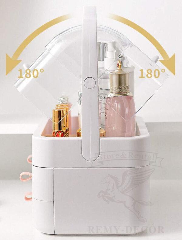 ultramodnyj kejs dlya xraneniya kosmetiki makeup box