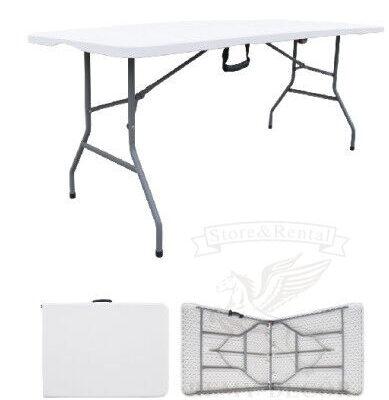 raskladnoj pryamougolnyj stol cm dlya piknika plastic catering events
