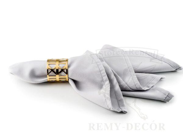 zolotoe kolco dlya tekstilnyx salfetok leman ot remy decor