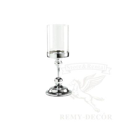 dekorativnyj metallicheskij podsvechnik verona sm remy decor